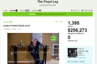The Floyd Leg by Kyle Hoff